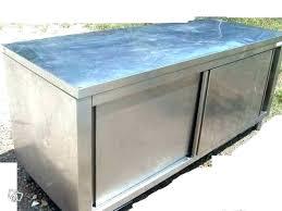 meuble cuisine inox meuble evier inox meuble de cuisine avec evier inox meuble inox