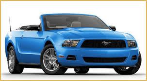 car hire mustang hawaii mustang convertible car rental available at airports on