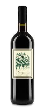 sangiovese wine bottle labels