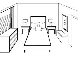 plan d une chambre comment aménager une chambre