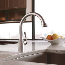 kitchen faucets hansgrohe hansgrohe metro higharc kitchen faucet furniture net