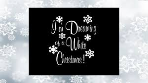 i m dreaming of a i m dreaming of a white christmas oak ridge baptist church
