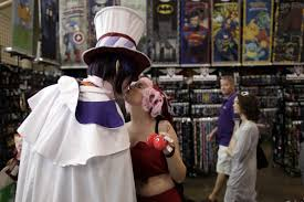 the weird and the wonderful at the fan expo canada toronto star