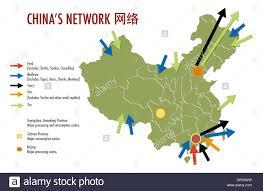 Guangzhou China Map by Mar 10 2009 Guangzhou Guandong China Indicative Map Of