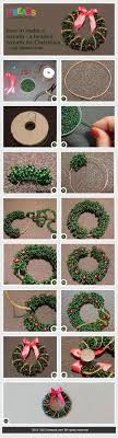 how to make a wreath a beaded wreath for projects to