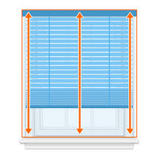 How To Measure For Faux Wood Blinds How To Measure Blindster Com