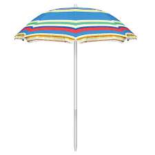 Blue And White Striped Patio Umbrella Fresh Blue And White Striped Patio Umbrella 25448