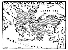 Ottomans Turks 33 4 The Ottoman Turks And Constantinople The Outline Of History