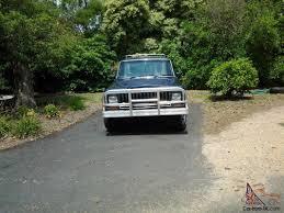 mitsubishi j54 1982 sj grand chrokee wagoneer 4wd v8 truck hotrod in vic