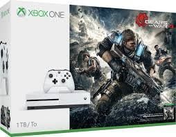 xbox one home theater amazon com microsoft xbox one s gears of war 4 1tb standard