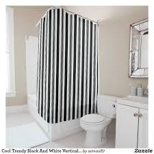 Vertical Striped Shower Curtain 814 Best Bath Shower Curtains Images On Bath Shower