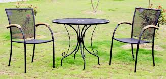 Patio Chair And Table by Furniture Ideas Mesh Patio Chairs With Small Black Patio Chair