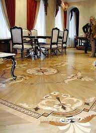 hardwood floor medallions wood floor medallions inlays wood