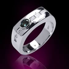 trendy alexandrite jewelry for men mens platinum ring with and