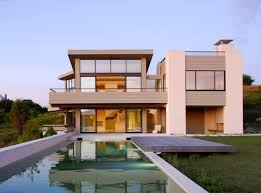 Modern Homes With Outdoor Pool Design Modern Traditional Home - Modern traditional home design