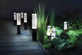 Led Landscaping Lighting Led Garden Lighting Lighting Garden Landscapes In Miami Fort