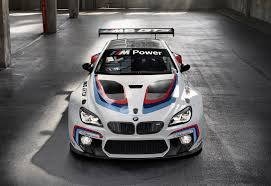 bmw m6 modified 2016 bmw m6 gt3 races into frankfurt