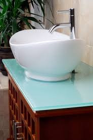 Bathroom Sink Backsplash Ideas Repurposing Furniture As A Bathroom Sink Vanity Modernize