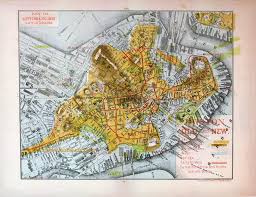 Maps Boston Boston Old And New Antique Maps And Charts U2013 Original Vintage