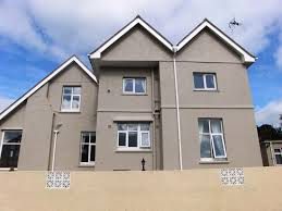 why your gable end wall gets the weather never paint again uk