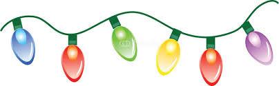 imposing design string of christmas lights clipart panda free