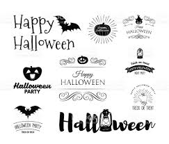 halloween spiderweds background halloween set drawn halloween symbols pumpkin broom bat spider