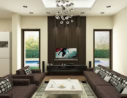 High Mount Tv Wall Living Room Surprising Brown Living Room Ideas Living Room Tailored Drawer
