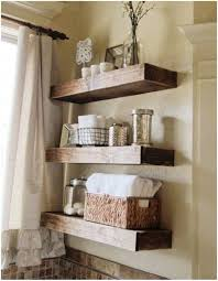 bathroom shelves for bathroom countertop wood shelves for