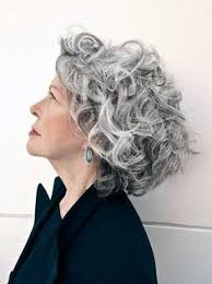hairstyles for thick grey wavy hair marco candela michelus on curly gray hair texture the secret to