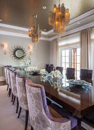 Purple Dining Room Chairs Amsterdam Purple Dining Chairs Room Contemporary With Step