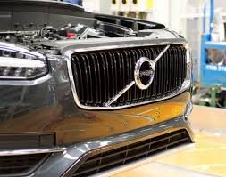 volvo usa volvo cars selects south carolina for its first american factory