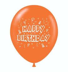 happy birthday balloon birthday balloons 11 birthday print balloons 100 bag