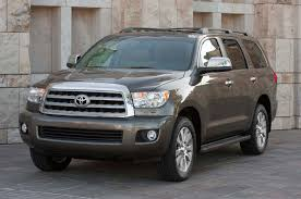 08 toyota sequoia 2014 toyota sequoia reviews and rating motor trend