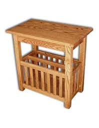 Hall Table Plans Amish Made Nesting U0026 Hall Tables