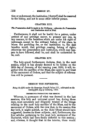 Council Of Trent Decree On The Eucharist Page Canons And Decrees Of The Council Of Trent Buckley Djvu 144