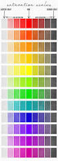 Different Color Schemes 877 Best Color Combinations Images On Pinterest Art Tutorials