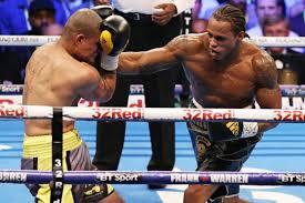 Light Heavyweight Champion Area Champion Yarde Wants European Belt Boxing East London