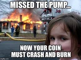Meme Coins - seeing solid coins wrecked by an avalanche of fud posts