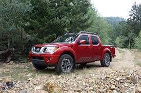nissan frontier off road bumper nissan frontier pro 4x off road review autozaurus