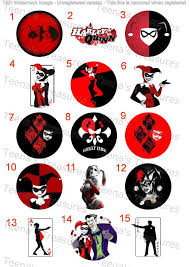 Edible Birthday Favors by 11 Best Harley Quinn Ideas Images On Harley