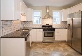 Cottage Galley Kitchen Kitchen Bella Flooring Plus