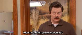 Ron Swanson Circle Desk Episode To Episode 24 Of Clear Lists