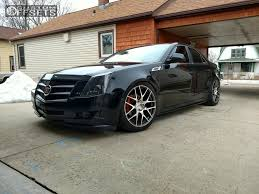 lowered cadillac cts 2010 cadillac cts tsw nurburgring bc racing lowered adj coil overs