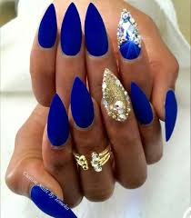705 best nail art blue images on pinterest make up blue nails