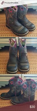 ariat s boots size 12 ariat camo and pink boots size 11 the o jays of and