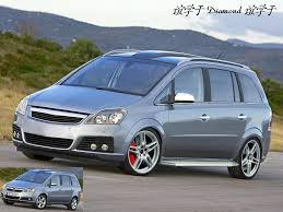 vauxhall zafira 2004 view of vauxhall zafira photos video features and tuning of