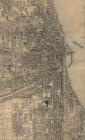 Map Downtown Chicago Illinois Maps Perry Castañeda Map Collection Ut Library Online