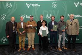 Delegiertenversammlung Und Bundeswettbewerb Der Deutschen Inhalte Mit Diesem Tag Deutscher Jagdverband
