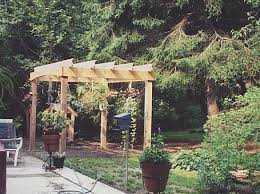 Arbors And Pergolas by Main Line Pa Backyard Arbors Trellises Pergolas Garden