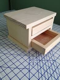 Free Small Wooden Box Plans by Best 25 Jewelry Box Ideas On Pinterest Jewellery Box Glass